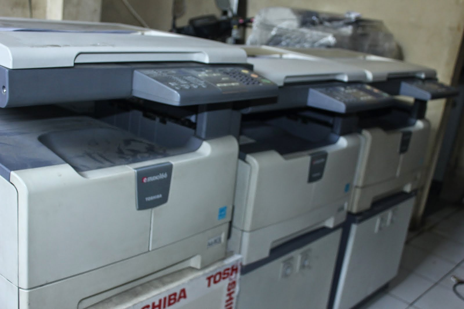 Jual/Sewa Toshiba eStudio 166