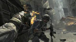 M4A1 Modern Warfare 3