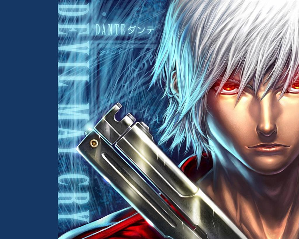 Devil May Cry HD & Widescreen Wallpaper 0.695789688935081