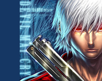 #44 Devil May Cry Wallpaper