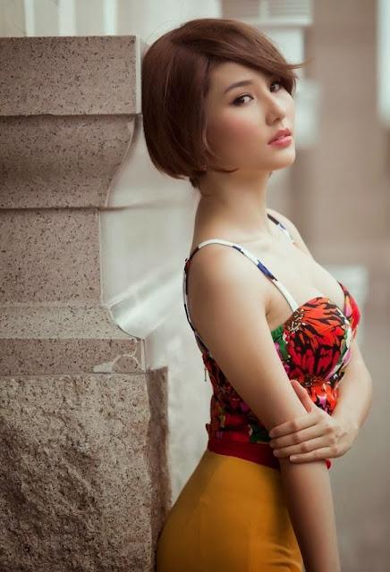 Hot girl Diễm My 9x đẹp quyến rũ