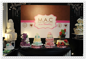 Wedding Cakes Booth