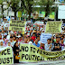 RALLY FOR MAGUINDANAO MASSACRE SUSPECTS