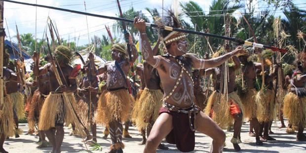 Daerah Sulawesi Utara Memiliki Rumah Adat Yg Bernama