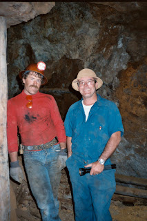 There is Gold In Those Hills: underground gold mining in  Bannack, Montana