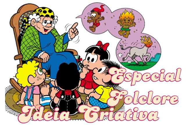 Atividades Especial Folclore Ideia Criativa