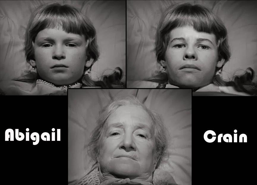 Abigail Crain The Haunting (1963)