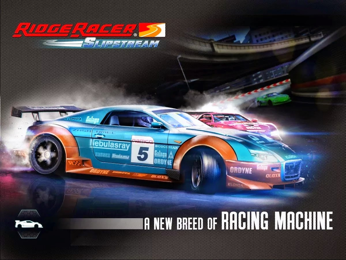 Ridge Racer Slipstream v2.1.11 Apk+Data (Free Shopping)