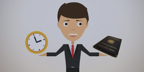 Com novas regras trabalhistas vale a pena ficar mais tempo no trabalho. Confira cinco dicas