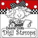 Dearie Dolls Digi Stamps