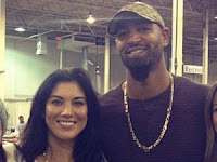 Hope Solo and Jerramy Stevens Married