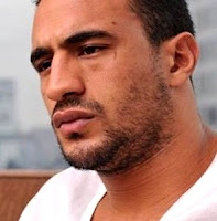 badr hari face gorgeous, hunk, lips, bearded