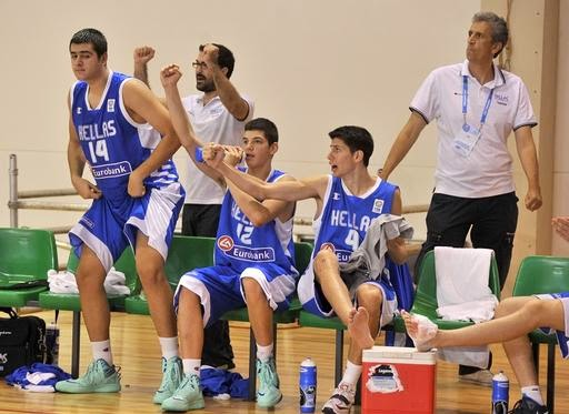 Στην ένατη θέση η Εθνική Παίδων-Επικράτησε με 77-68 της Λιθουανίας