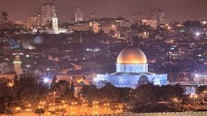 Festival di Suoni e Luci nella città di Gerusalemme
