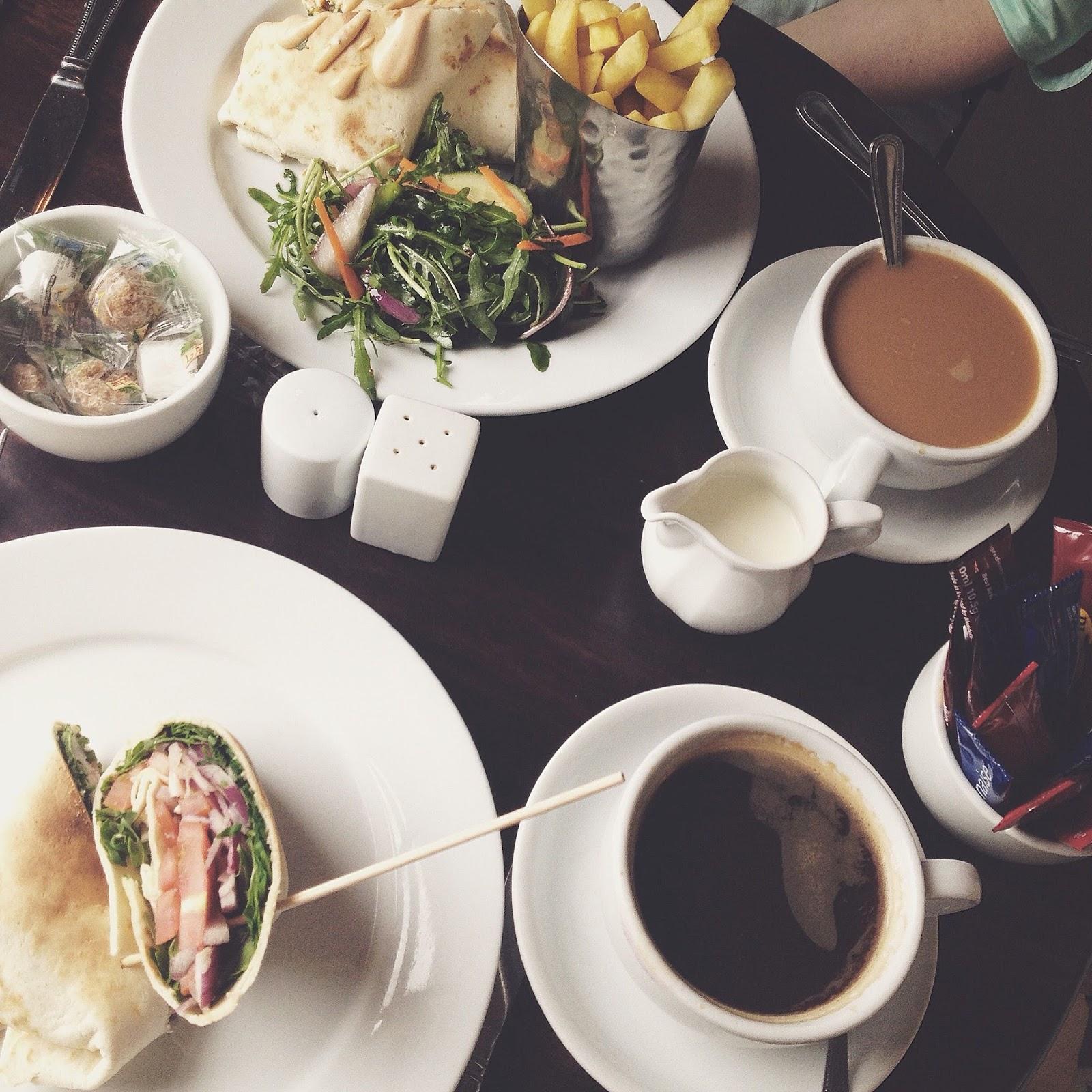 barneys longford lunch