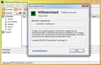 HiDownload Platinum 8.14 Full Version