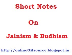 jainism, budhism, short, notes, indian, history, quiz