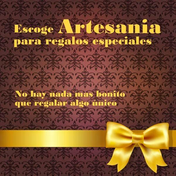 #regalartesania