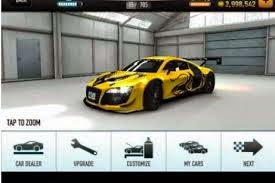 tai game CSR racing mien phi