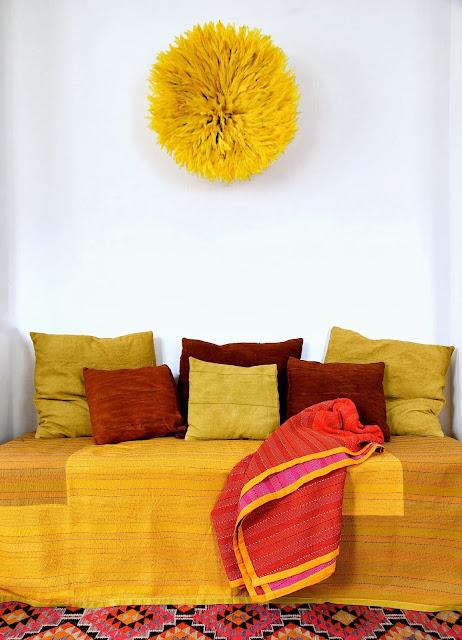 Juju Hat & Kantha Quilts Kronbali