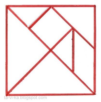Рисунки кубики для детей