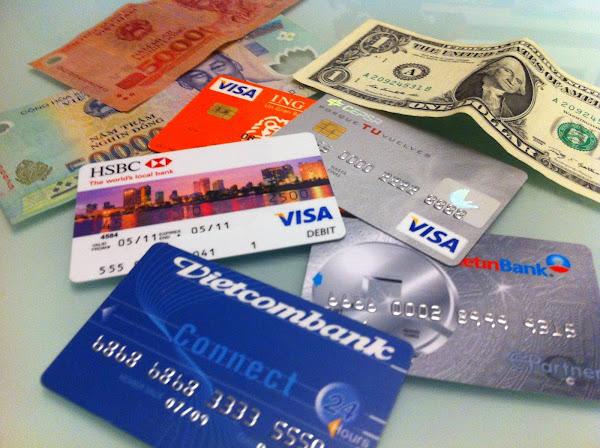 Tarjetas de crédito en Vietnam