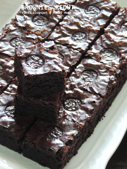 Resepi Brownies Kedut Sedap Sukoharjo Cc