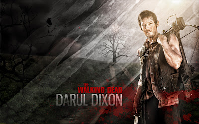 Daryl Dixon The Walking Dead Wallpaper