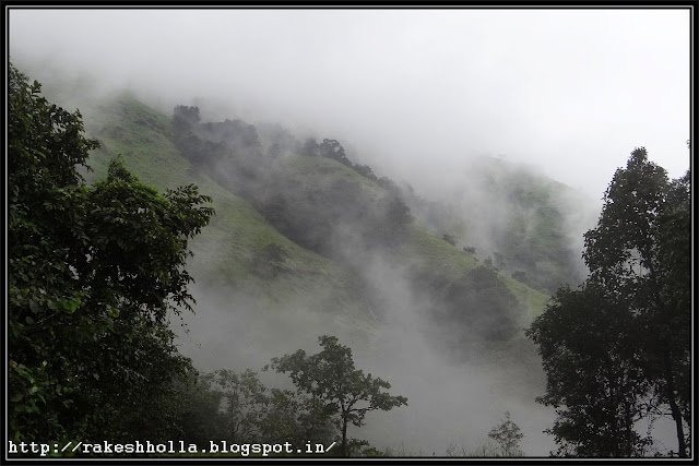 Monsoon Trek in Western Ghats