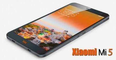 spesifikasi harga HP Xiaomi Mi5