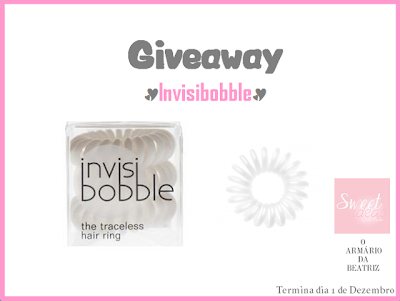 http://sweetideasby.blogspot.pt/2013/11/giveaway-invisibobble.html