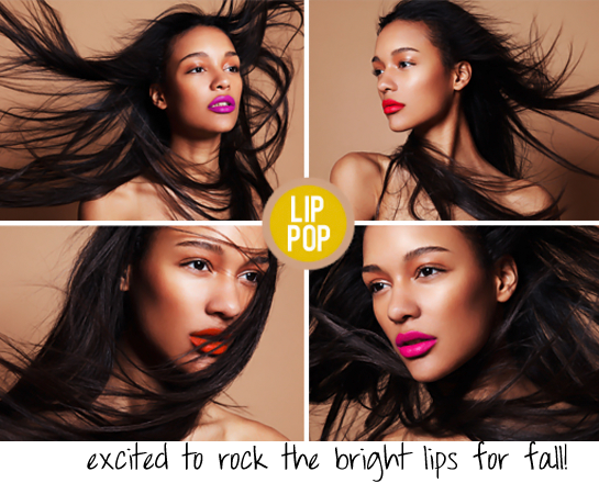 bright lips fall trend