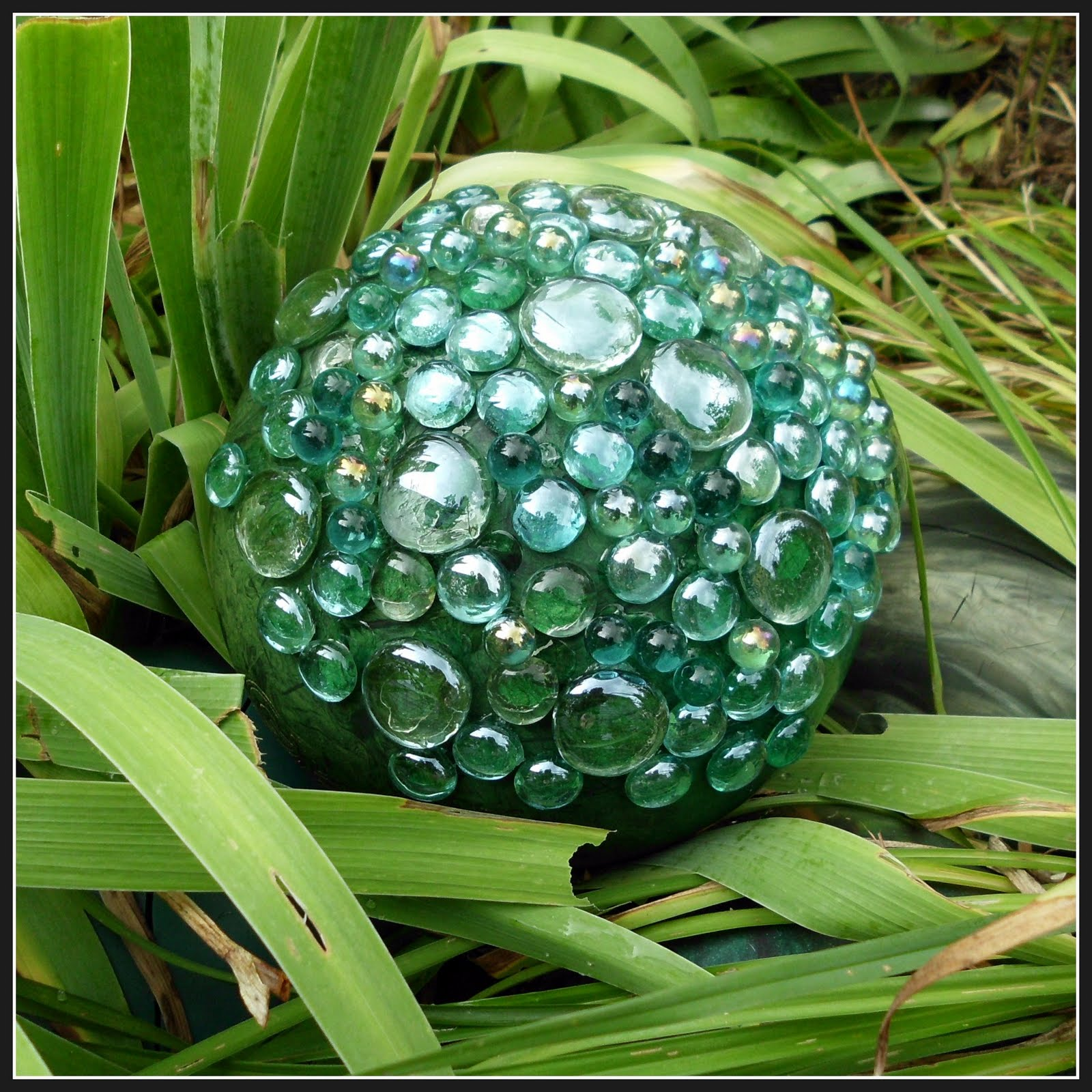 365 do overs day 219 august 14 bedazzled bowling ball for Ball decoration ideas