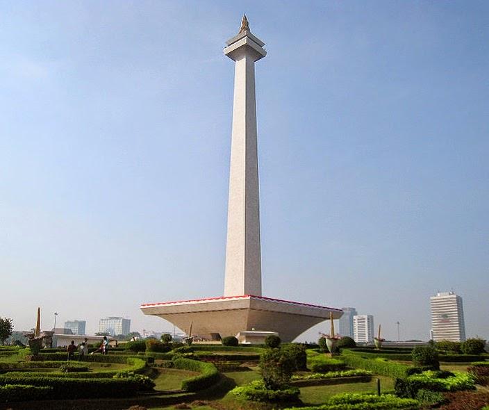 Study Tour ke Monas Monumen Nasional Jakarta