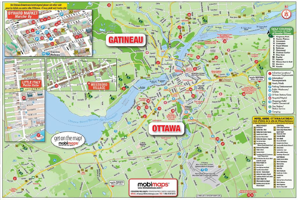 「オタワ マップ」の画像検索結果