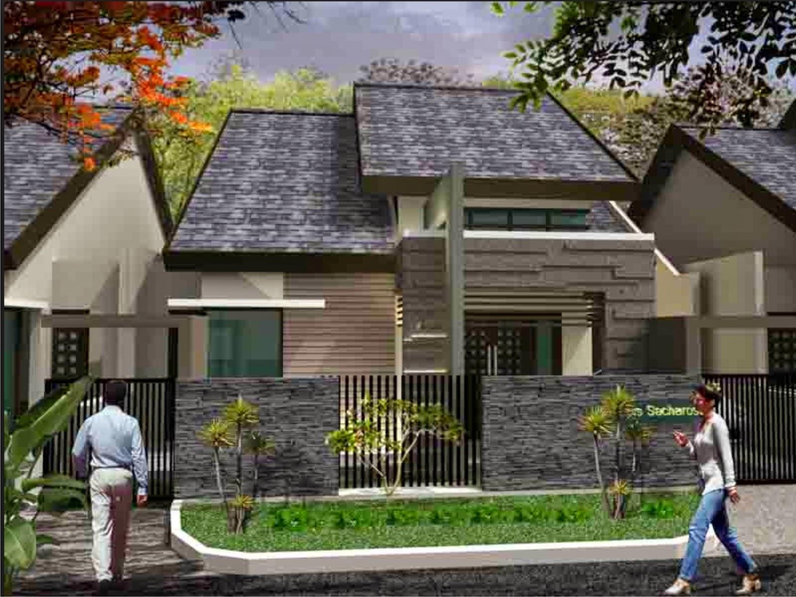 Model Rumah Minimalis terbaru 2014