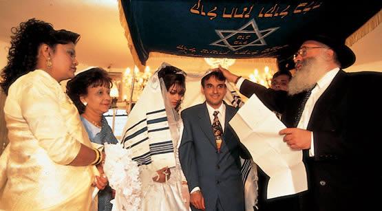 Matrimonio Judio Catolico : Ceremonial protocolo e imagen el matrimonio en las