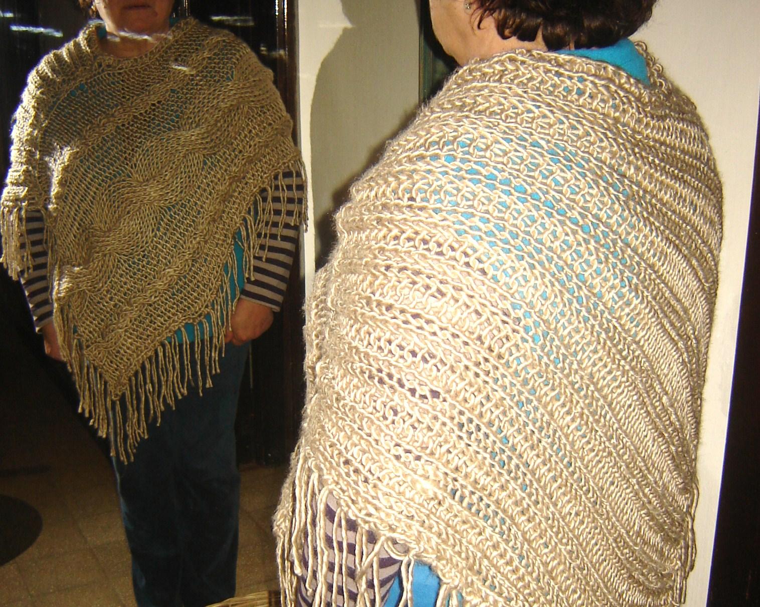 Tejidos en Crochet y Afines desde La Plata: julio 2011