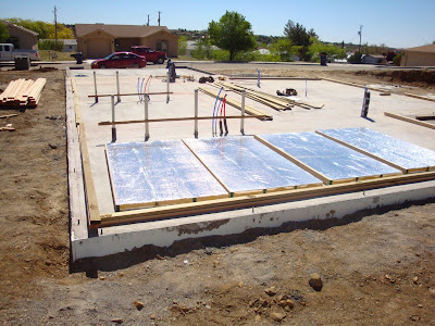 Insulation Panel RAY CORE SIPs - Timberland Construction