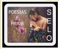 "Recebido de ""Poesias e Prosas"" - Mimo da querida amiga e Poetisa Vilma Piva."