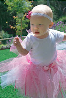 Baby Tutu Costume