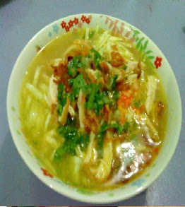 Resep dan Cara Membuat Soto Ayam