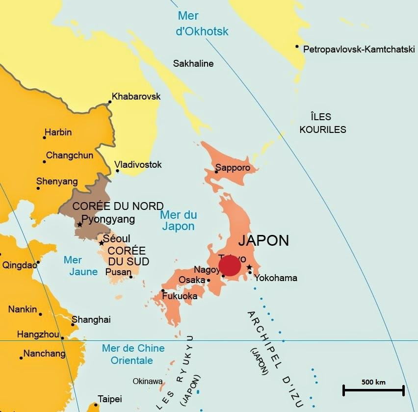 Carte Japon Pdf