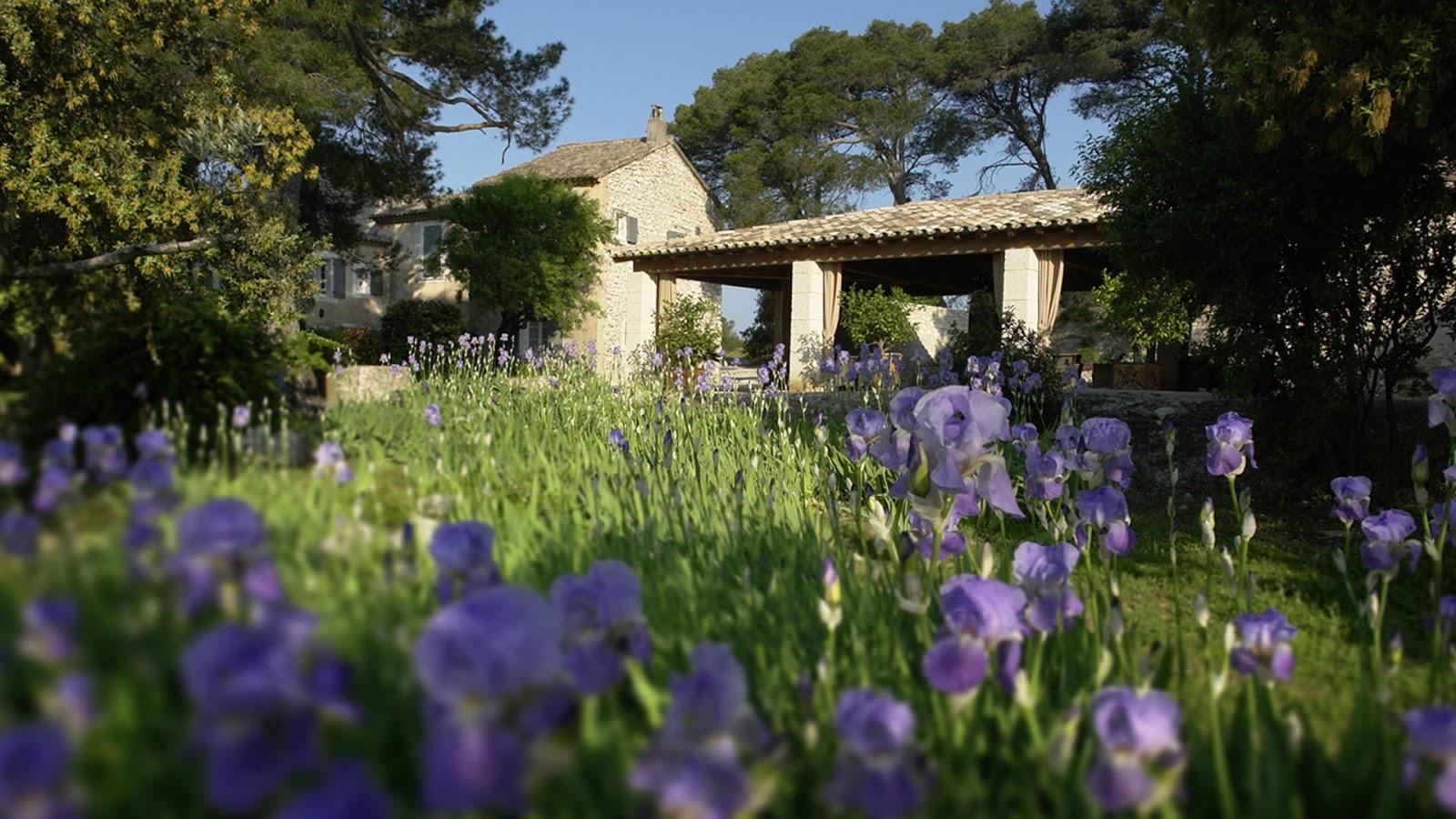 Hotel Wishlist: Le Mas De La Rose Hotel, Provence | A Glass Of Ice