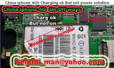 Charger iPhone 4gs China1
