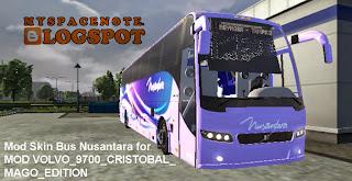 euro truck simualtor 2 modbus Indonesia Nusantara