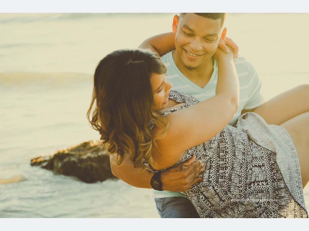 DK Photography LASTWEB-108 Robyn & Angelo's Engagement Shoot on Llandudno Beach { Windhoek to Cape Town }  Cape Town Wedding photographer
