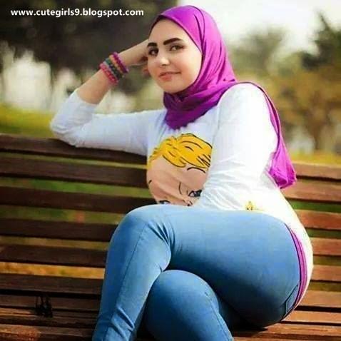 Arabic hijab nude girls #10