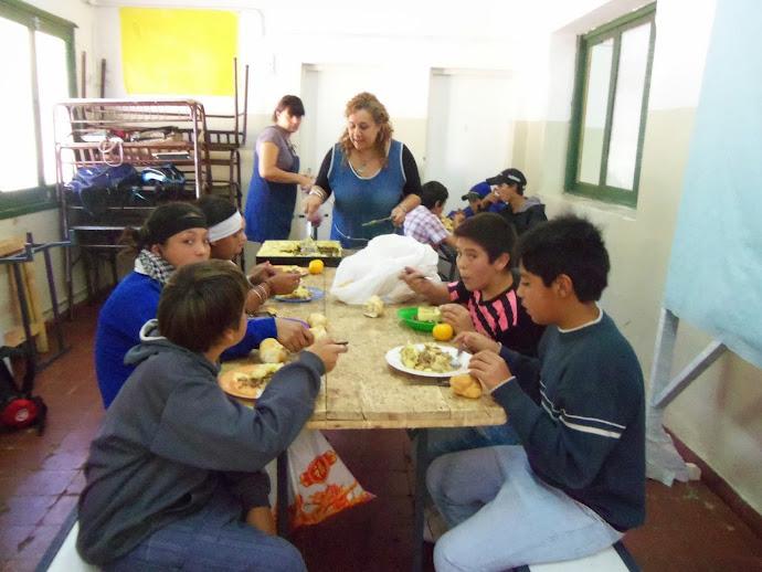 JORNADA EXTENDIDA (proyecto de doble escolaridad)