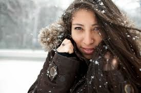 How to take care of hair in winter